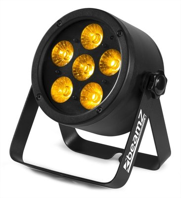 BeamZ BAC302 ALUMINIUM LED PAR