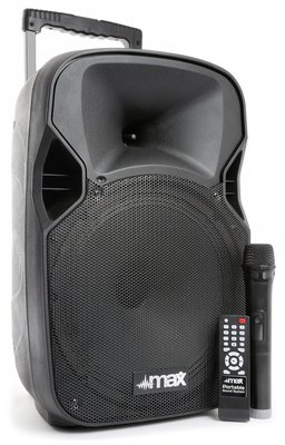 P12BT Portable Sound System 12
