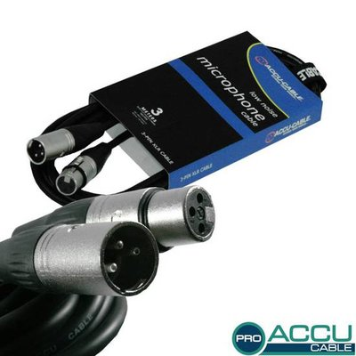 Accu-Cable Pro AC-PRO-XMXF/3 meter