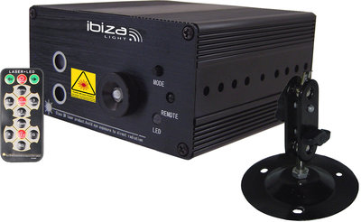 Ibiza Light LAS160P-MKII