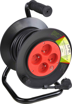 LTC Power CABLE-REEL25M