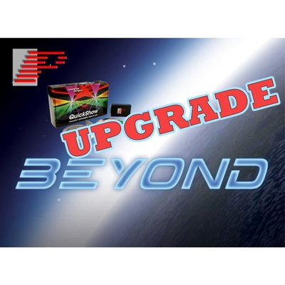 Beamz Pangolin Beyond Essentials Upgrade for Quickshow