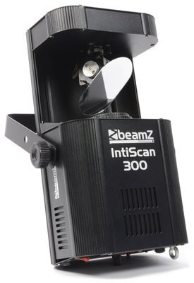 BeamZ Professional IntiScan 300 Scanner  30W LED DMX