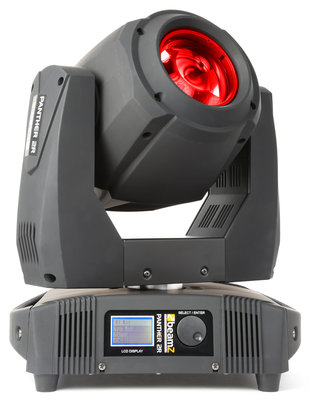 BeamZ Professional Panther 2R Moving Head DMX 15 kanalen