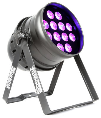 BeamZ Professional BPP200 LED Par 64 12x 18W 6-in-1 LED's