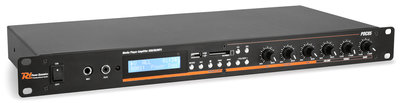 Power Dynamics PDC85 Mediaspeler met Versterker SD/USB/MP3/BT