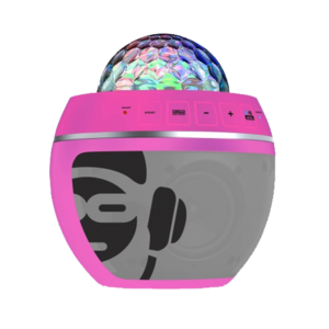 Party Ball BB10M roze